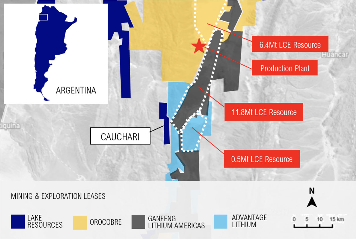 Lake Resources - Cauchari Project - Argentina
