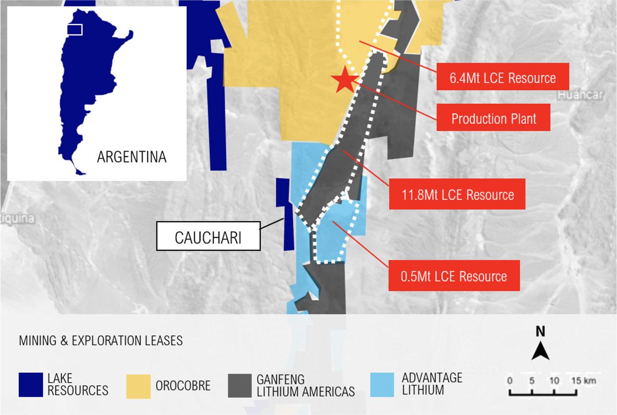 Lake Resources - Cauchari Project - Argentina